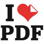 ILovePDF Logo - Software Review by Tekpon