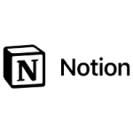 Notion Logo - Software Review by Tekpon
