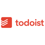 Todoist logo - Software Review by Tekpon